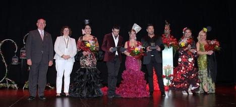 Final del III Concurso de Copla. (Archivo A.T. 2013)