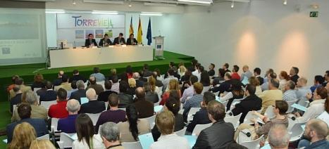 Reunión de empresarios informativa sobre el SEICD (A.T.)
