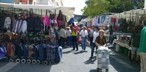 Mercadillo de los viernes, Torrevieja