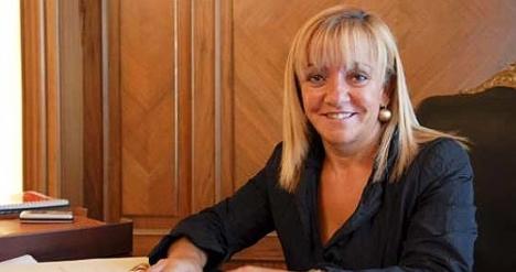 Isabel Carrasco - Presidenta de la Diputación de León (*12.2.1955 - + 12.5.2014)