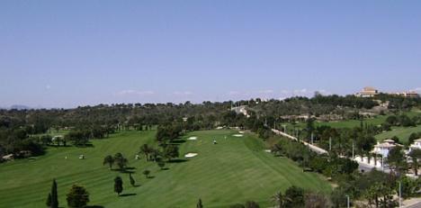 Campo de Golf en Orihuela Costa