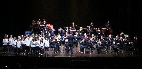 Banda Sociedad Musical Ciudad de Toorrevieja (Archivo)