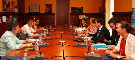Reunión del Patronato de Turismo Costa Blanca