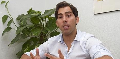 Luis María Pizana Boj. concejal del Ayuntamiento de Torrevieja