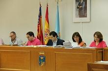 Imagen Pleno del pasado Viernes día 27
