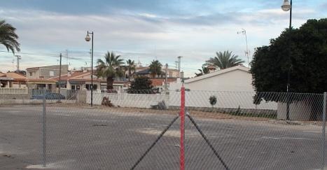 Solar en la Urb. Los Ángeles, a que hace referencia la Nota de Los Verdes