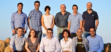 """Miembros de la Plataforma """"Sueña Torrevieja"""""""