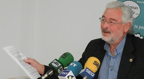 José Manuel Dolón. G.M. de Los Verdes
