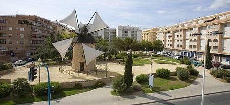 El Molino, situado en la Plaza del mismo nombre