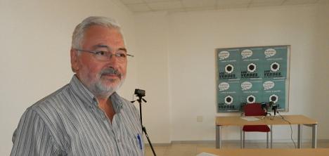 José M. Dolón, portavoz de Los Verdes en Torrevieja