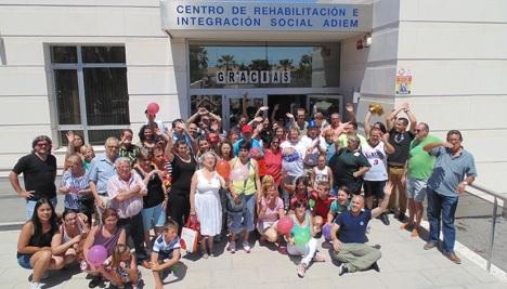 Adiem,  Torrevieja, en su sede del CRIS