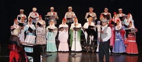 Coro de la Casa Regional de Madrid de Torrevieja