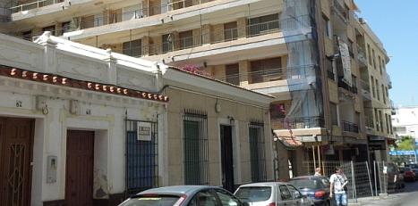 """Edificio """"La Ballena"""" (Archivo O.T.)"""