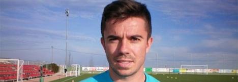 Adrián Banderas, nuevo jugador del CD Torrevieja