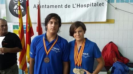 Pati y Joaquin en Hospitalet