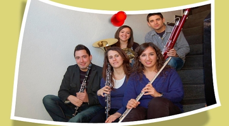 "Quinteto de Viento ""Lucentum Ensamble"""