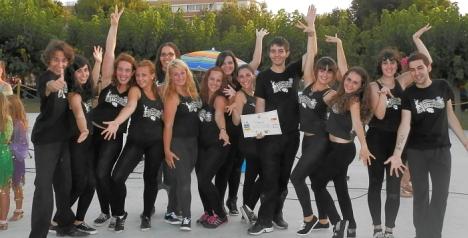 """El grupo de Danza y Teatro """"Soul Dance"""" granadores de la I Edición del Concurso"""