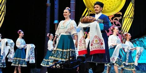 VIDEO: Ballet cosaco de Rusia