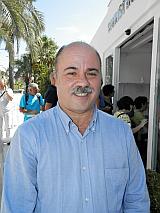 Tomás Ballester, concejal de Asuntos Sociales