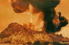 Explosión del Polvorín de Archena (Murcia) 1.septiembre de 1963