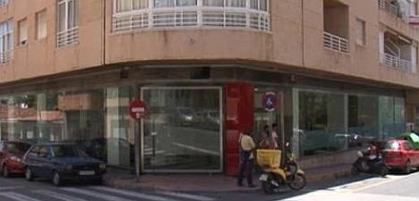Oficinas del Servef yel Inem en Torrevieja