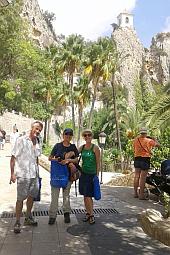 La expedición en Guadalets