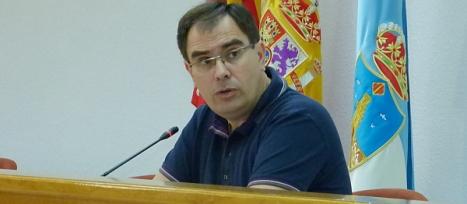 Joaquín Albaladejo, concejal del PP del Ayuntamiento de Torrevieja