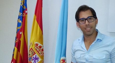Luis María Pizana, concejal del Ayuntamiento de Torrevieja