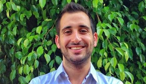 Marcos  Camacho, matrón del Hospital Universitario de Torrevieja
