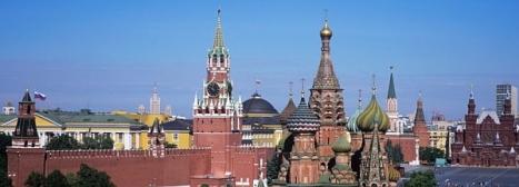 Vista panorámica de Moscú