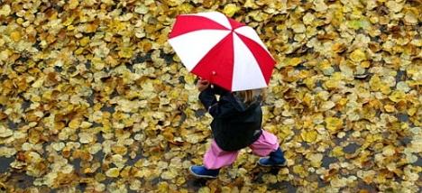 niños-otoño