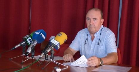 Joaquín Gillamó Alarcón, presidente electo de la Asociación de Hostelería de Torrevieja y Comarca