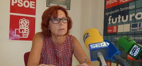 Dora Fernández - PSOE Torrevieja