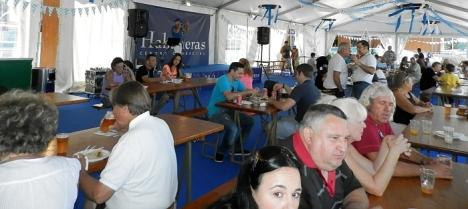 Oktoberfest 2013 en el C.C. Habaneras