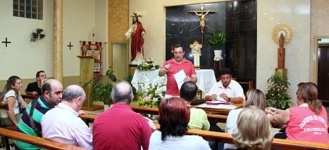 Reunión de la Asociación de Amigos del Sagrado Corazón