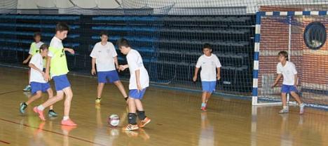 Cadetes del FS. Torrevieja, inician mañana la liga