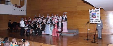 Madrileños en Torrevieja (Archivo O.T.)