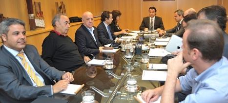 Consejo de administración de Agamed (Foto Archivo)