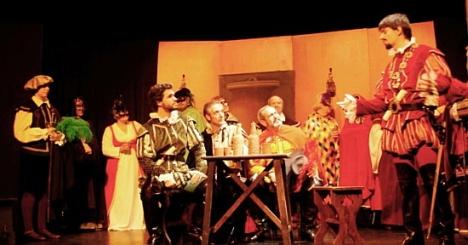 Don Juan Tenorio una obra representada estas fechas en todos los teatros de España