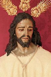 Rostro de Jesús Cautivo del Amor