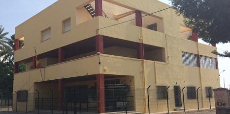 Edificio Ayudantía de Marina - Torrevieja