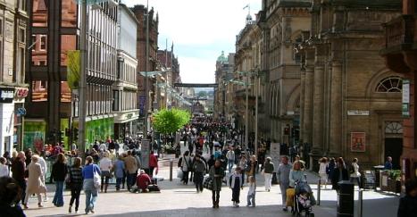 Buchannan Street, Glasgow