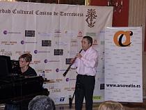 VIDEO: Vivo sin tí (J.F. Sanchez al obóe)