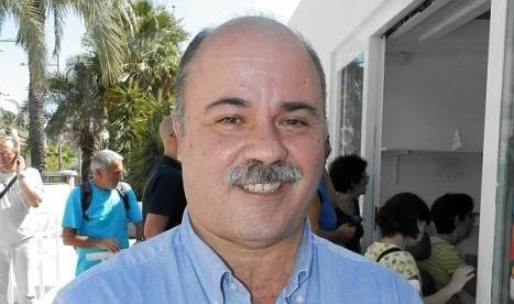 Tomás Ballester Herrera, concejal de Bienestar Social de Torrevieja