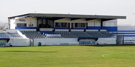 "Campo de Fútbol Municipal ""Vicente García"""