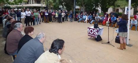 Asamblea de Podemos (Archivo)