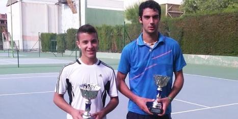 David Caprotta y Jesús Quesada, campeones en Petrer 2014
