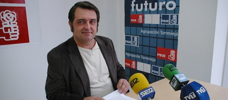 Javier manzanares - PSOE