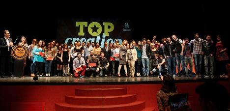 Gala de entrega de Premios del Año 2013