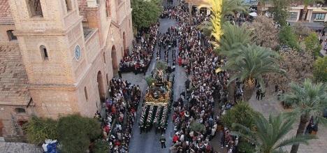 Viernes Santo en Torrevieja